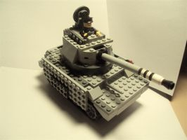 PanzerBrick by awesomemcnugget