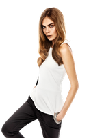 PNG - Cara Delevingne by Andie-Mikaelson