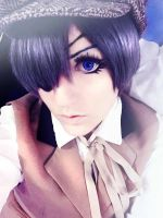 Just a little commoner...- Ciel Phantomhive by SunshineAlways