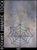 Spider Webs 002 by poserfan-stock