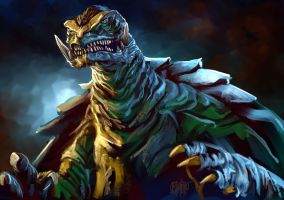 Gamera is really Neat by Grimbro