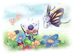 Butterfly~ by SunnyVaiprion
