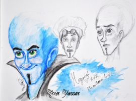 Megamind by Nourpower