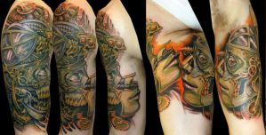 Steam Punk by Zsolt Sarkosi by DublinInk