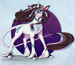 Feral Princess by StarkindlerStudio