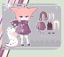 Adopt ~ stracciatella [CLOSED/Set Price] by Nay-Minyu