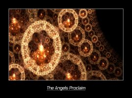 The Angels Proclaim by CabinTom