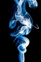 Smoke column - 'dragon' by V-ace