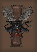 spawn by dev colored by shalomone