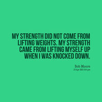 Quote About Strength And Motivation by syedharis312