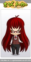 Grell by awesome4lifeawesome