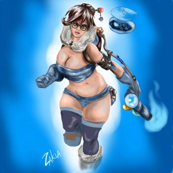 Mei-badass by OrcBoozer