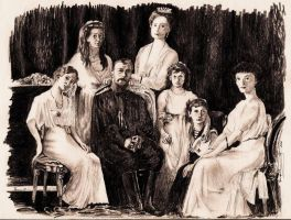 The Romanovs by Smile4daBirdy