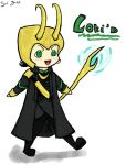 Loki'd by BearSam