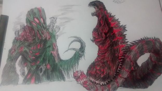 Shin Gojira Sequel Speculation - Page 10 - Toho Kingdom