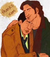 thanksam by stehfuhknee