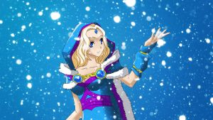 Crystal Maiden - Let it snow by Sevowen