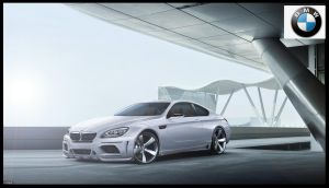 BMW M6 by aNqUi