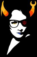 HOMESTUCK T-SHIRT DECAL THING by SLAKK3R
