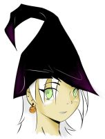 Witch Hat :D by TehStreet