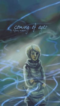Coming of Ages - Nano 2012 by calthyechild