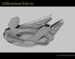Falcon-002 by gmd3d
