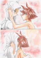 KH: I will always love you by RoXas-1988