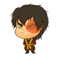 Tiny Zuko - Book 3. by Sephirona