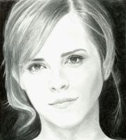 Emma Watson3 by Graffiti-pencil