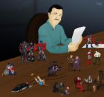 Peter Cullen - You gave them life by Comsing8