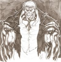 SOLOMON GRUNDY by CHUBETO