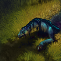 Sick River-The Poison Dragon by AuldBlue