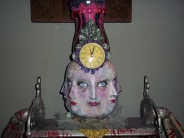 UpClose with TicKing Time BomB by abstractjet