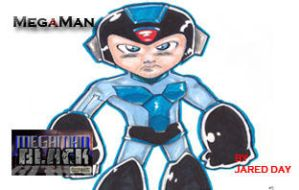 MegamanBlack 1.0 by daystormone