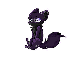 Nightshade new oc (animated) by ButterSock-TriXter