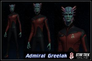 Admiral Greelak by celticarchie