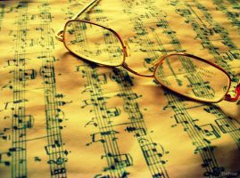 Sheet of music by Poetrass