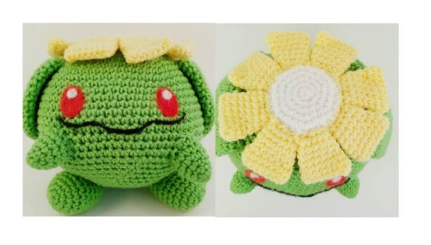 Crochet Skiploom by bekichat