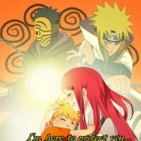 I'm Here To Protect You by henriqueuzumaki
