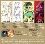 Commission Price chart by AeroSocks