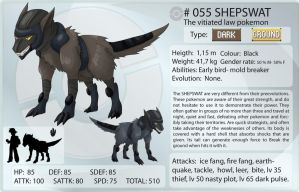 Frozencorundum 055 Shepswat by shinyscyther