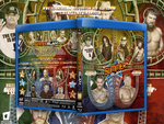WWE Summerslam 2013 Blu-Ray Cover by Omarison
