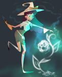 Garden Witch by nyxtime