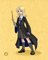 Ravenclaw Lily by kuabci