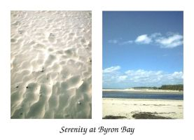 Serenity at Byron Bay by freespace