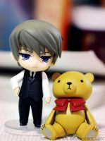 Nendoroid Puchi: Usami Akihiko by Itchy-Hands