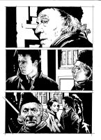Unearthly Inks Page One by westleyjsmith