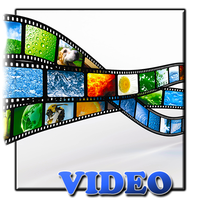 Video icon by pavelber