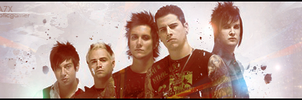A7X by Chaoticgamer
