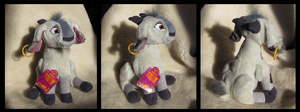 Applause - Djali Sitting Plush by The-Toy-Chest